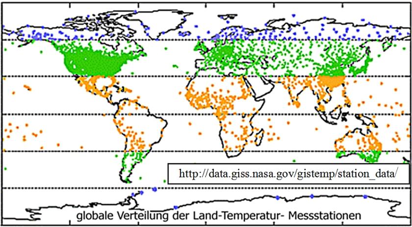Wie Kann Man Eine Mittlere Globaltemperatur Ermitteln Was Die