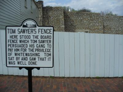 Tom Sawyers Zaun