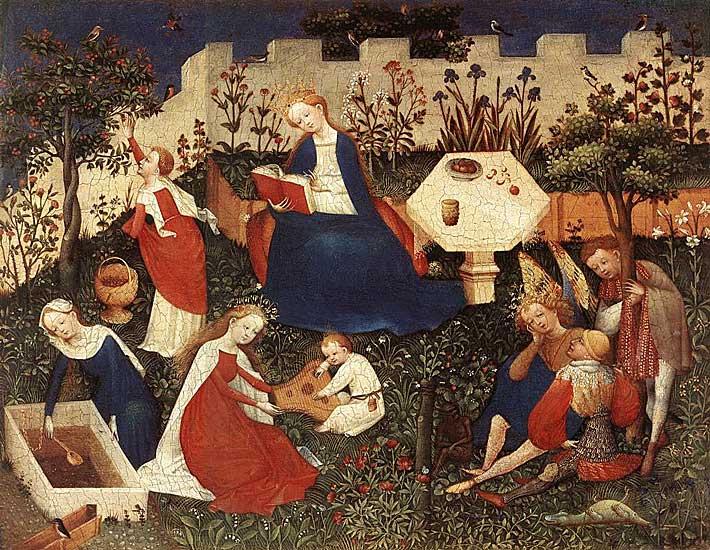 Der Garten Eden und Klimawandel