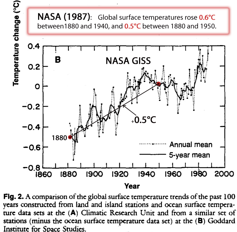 nasa surface temperatures - 784×767