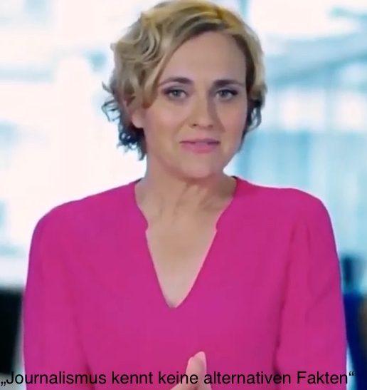 Carmen Miosga Journalsimus kennt keine