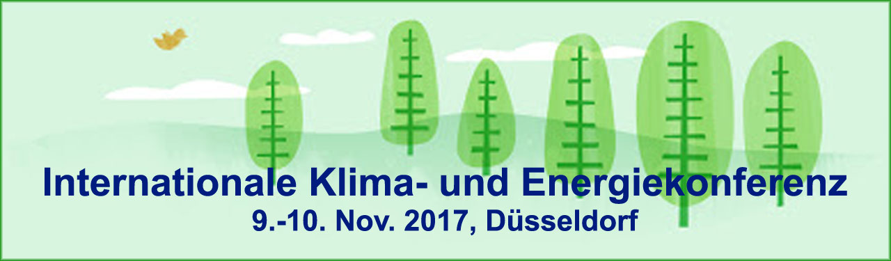 11. Internationale Klima- und Energie konferenz