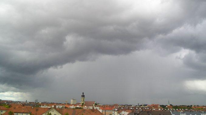 Früher War Es Schlimmes Wetter Heute Macht Das Gleiche Mit
