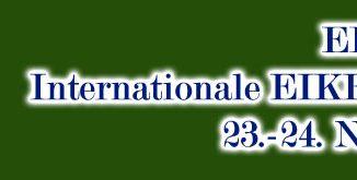 12. IKEK am 23. und 24.11.18 in München