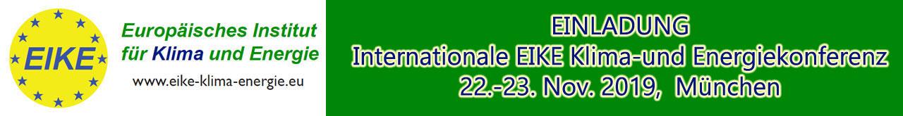 13. IKEK am 22. und 23.11.19 in München
