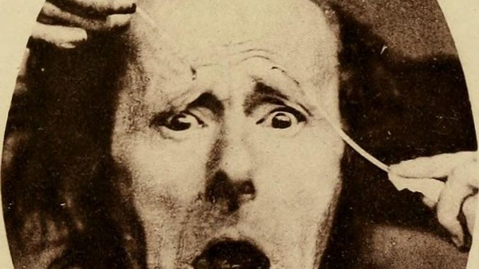 """Von Adrien Tournachon - Image from page 321 of """"The expression of the emotions in man and animals"""" (1872), No restrictions, https://commons.wikimedia.org/w/index.php?curid=43941518"""